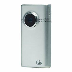 Flip MinoHD Camcorder M2120M, 120 Minutes (Brushed Metal) NEWEST MODEL
