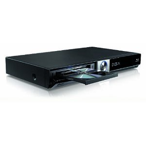 LG BD 370 Network Blu-ray Disc Player