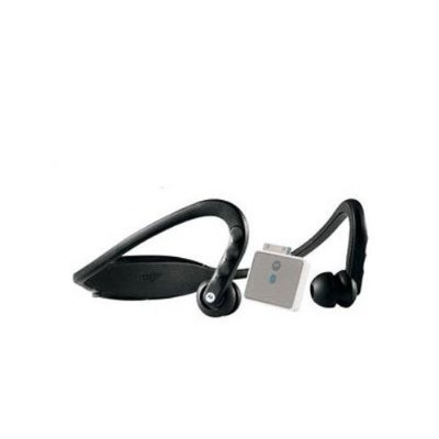 Motorola S9-HD Headset with D650 iPod Adapter (Gloss Black)
