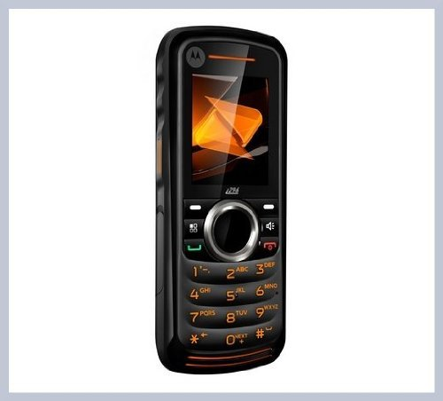 Boost Mobile - Motorola i296 No-Contract Mobile Phone - Black - FREE SHIPPING!