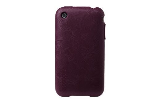 Incase Protective Cover for iPhone 3GS - Bordeaux - Free Shipping!