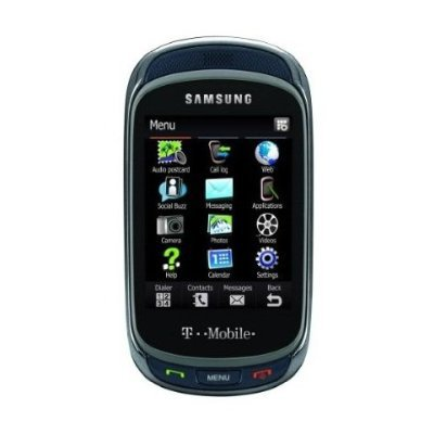 Samsung T669 Gravity Touch Full Qwerty Keyboard T-mobile Cell Phone - FREE SHIPPING