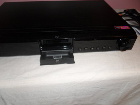 LG LHB335 Blue-Ray Home Theater System (Receiver Only)