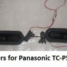 "New Speakers for Panasonic Viera TC-P50U2 50"" Plasma TV"