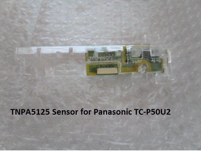 "New TNPA5125 Sensor board for Panasonic Viera TC-P50U2 50"" Plasma TV"