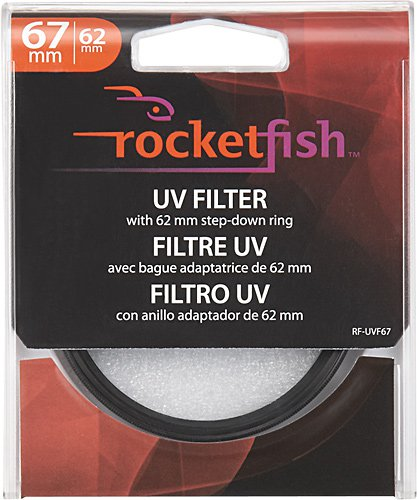 Rocketfish� - 67mm UV Lens Filter