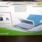 "Acer AspireOne Atom N2600 Dual-Core 1.6GHz 1GB 10.1"" LED-Backlit Netbook - BROKEN SCREEN!!"
