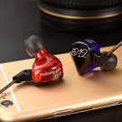 KZ ED12 HiFi in Ear Earphones for Smartphone Player Without Mic (6-months Warranty)