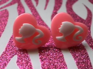 It's Barbie B......! (Baby Pink & White)