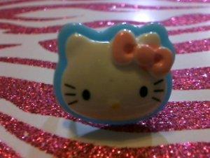Hello Kitty Adjustable Ring!
