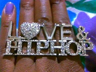 Love & Hip Hop Ring (Silver)
