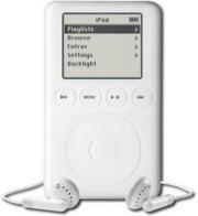 Apple Ipod M9244lla 3rd Gen. 20gb Mp3 Player