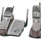 Kx-tg5422 5.8 Ghz Cordless Phone Dual Handset System