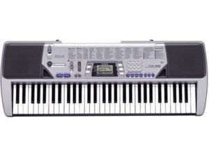 Casio 61-key Full-size Keyboard With Sing-along Mic Input And Midi