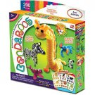 Bendaroos 200 Piece Set - Zoo Animals