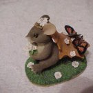 CHARMING TAILS Fitz & Floyd Here Comes the Bride Figurine
