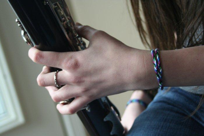 5 String Braid in Bassoon