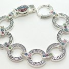 FILIGREE CRYSTAL CIRCLE BRACELET