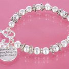 RELIGIOUS ETERNITY IS NOT ENOUGH TO GIVE GOD HIS PRAISE BRACELET