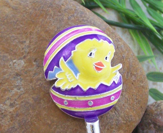 Easter Bunny Chick Egg Purse Handbag Holder