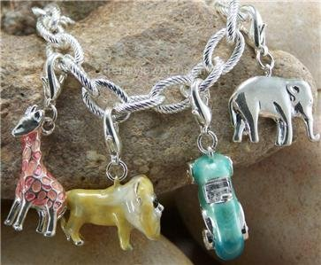 NEW  BABY MOTHER MOM SHOWER ANIMAL BEAR BRACELET