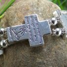 NEW RELIGIOUS CHRISTIAN PHILIPPIANS 4:13 PHOTO BRACELET