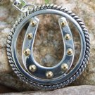 NEW WESTERN HORSESHOE HORSE PURSE KEY CHAIN KEYCHAIN