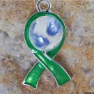 NEW EUROPEAN STYLE GO GREEN EARTH DAY RECYCLE BRACELET