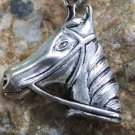 NEW WESTERN HORSE HEAD PONY PURSE KEY CHAIN KEYCHAIN