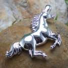 NEW WESTERN HORSE MUSTANG PONY NECKLACE PENDANT