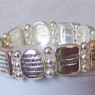 Friendship Forever Best Friend BFF Inspirational Bracelet