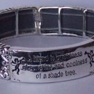 Black Animal Print Friend Friendship BFF Bangle Bracelet