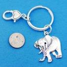 Elephant Key Keychain