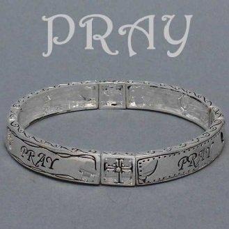 Religious Pray Bracelet