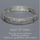 Religious Fruit of the Spirit Bracelet