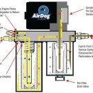 Airdog 150 Fuel Pump Chevy/GM Duramax 07-10  A4SPBC088