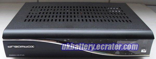 DM 800 HD PVR, Dreambox 800 Satellite Receiver