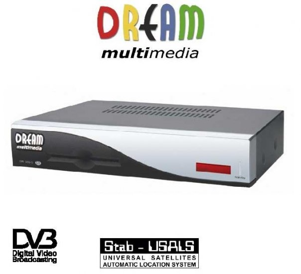 DreamBox 500C, Dreambox 500c Cable Receiver