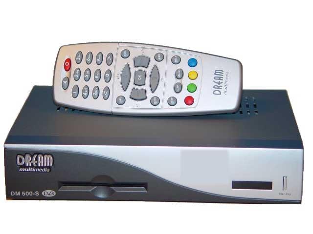 DreamBox 500S, DM500S,DreamBox 500S Satellite Receiver