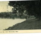 LAKE MINNETONKA MN DEEPHAVEN BAY 1913 POSTCARD