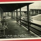 RPPC DOUGHTON PARK NORTH CAROLINA BLUFF'S LODGE RPPC
