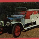 1909 ROLLS-ROYCE SILVER CAR HELM LUCKEY OH POSTCARD