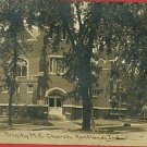 RPPC KENTLAND INDIANA IN TRINITY ME CHURCH  POSTCARD