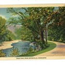ORTONVILLE MN MINNESOTA GREETINGS FROM  POSTCARD