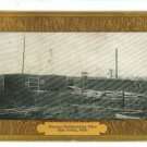 EAST JORDAN MI MICHIGAN FLOORING MANUFACTURING POSTCARD