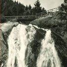RPPC HELEN HUNT FALLS COLORADO SPRINGS CO SANBORN RPPC
