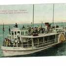 EMPRESS GLASS BOTTOM BOAT CATALINA ISLAND CALIFORNIA