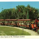 LAKE WALES FL FLORIDA PHANTOM GROVE EXPRESS RR POSTCARD
