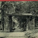 ST PAUL MN JAPANESE GARDENS ENTRANCE COMO PARK POSTCARD