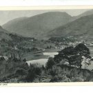 GRASMERE FROM FIR CRAG  ENGLAND UK POSTCARD